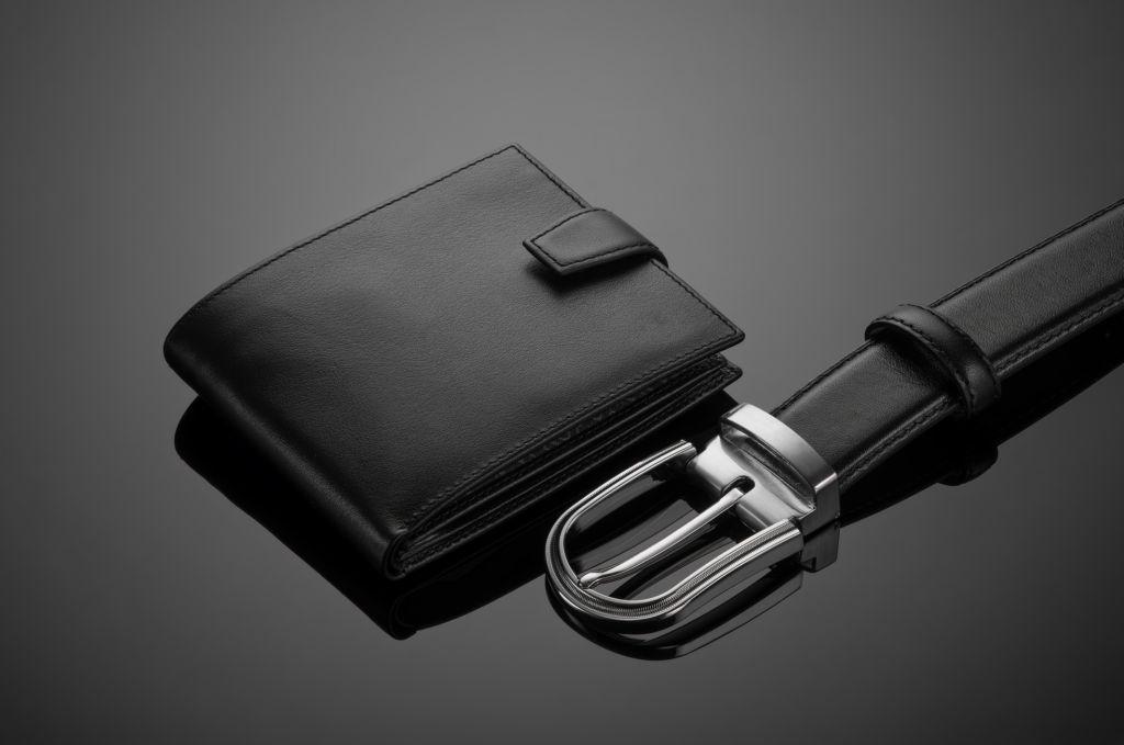 wallet & belt0