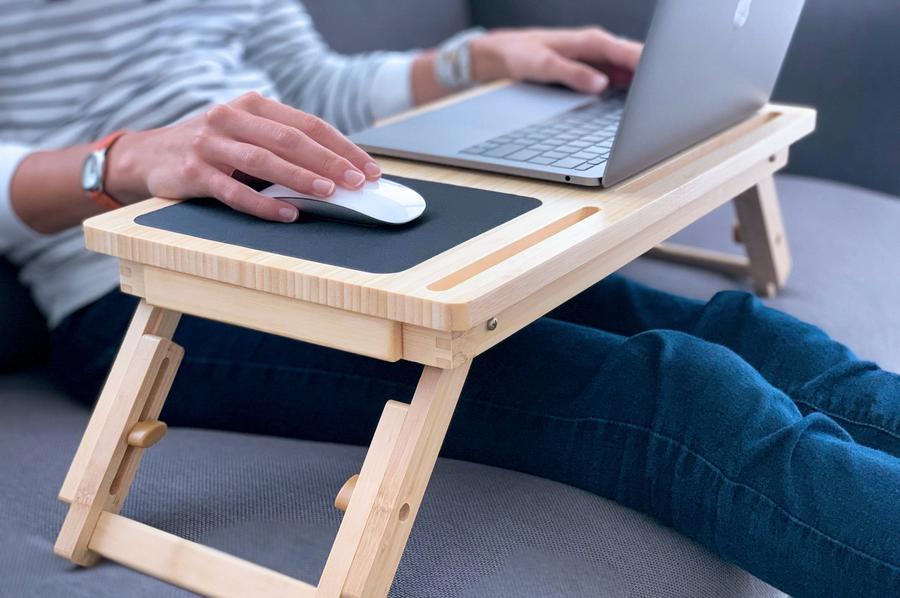 best portable laptop table