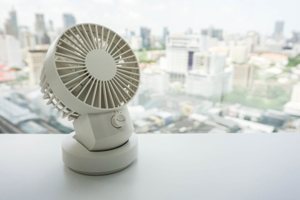 best rechargeable fan in india