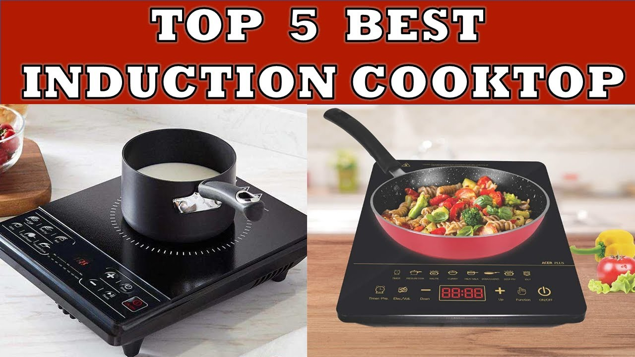 TOP 5 Best Induction Cooktops in India 2021